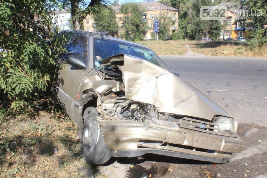 В Днепродзержинске произошло ДТП на проспекте Аношкина (фото) - фото 4