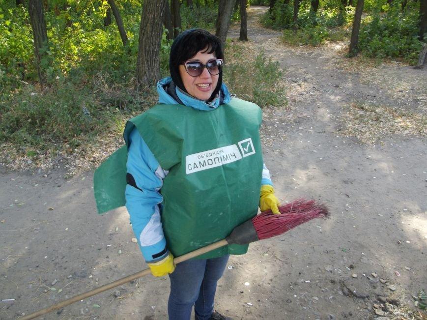 «Самопомощь» наводит порядок в Славянске (фото) - фото 1