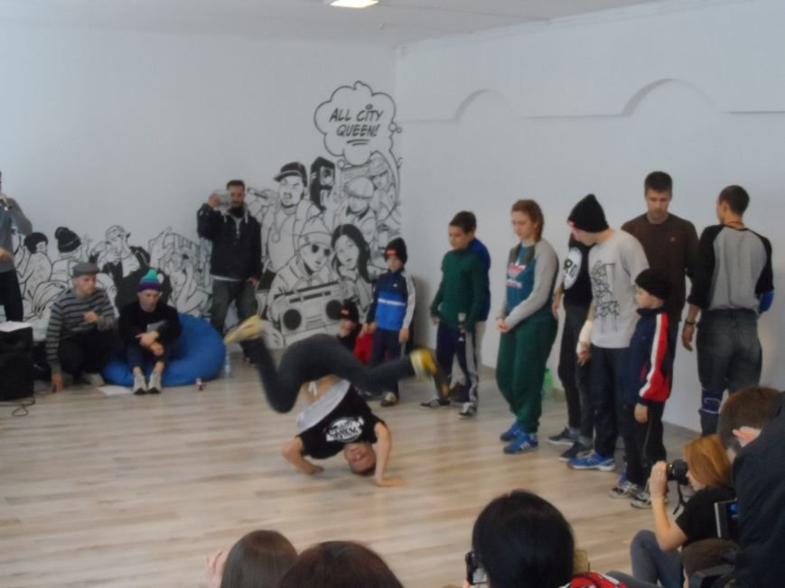 В Полтаві відкрили першу академію хіп-хопу, фото-6