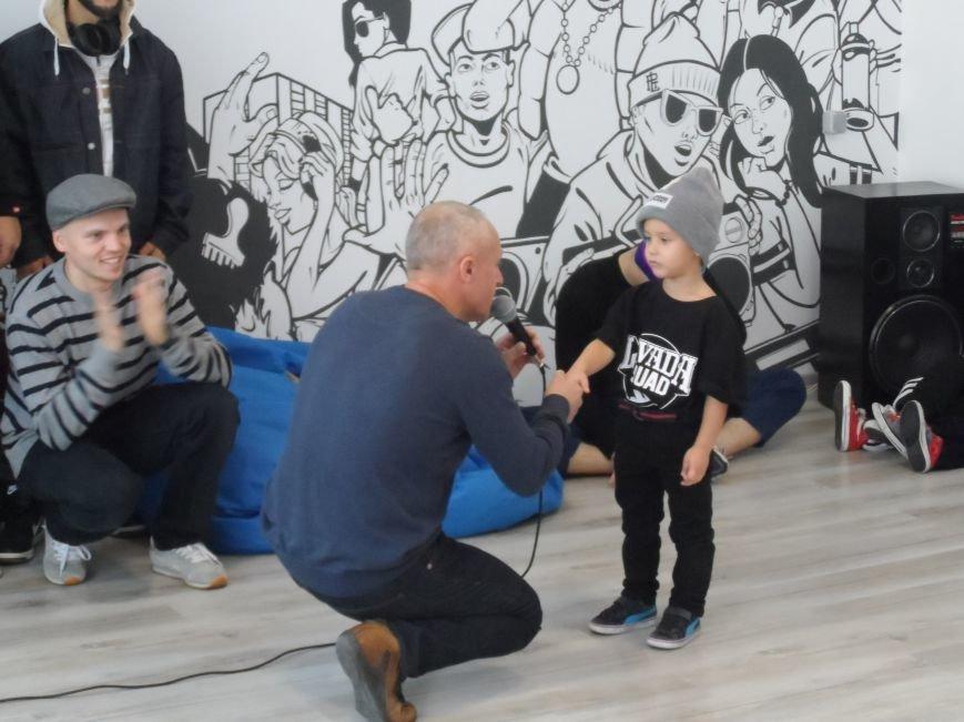 В Полтаві відкрили першу академію хіп-хопу, фото-1
