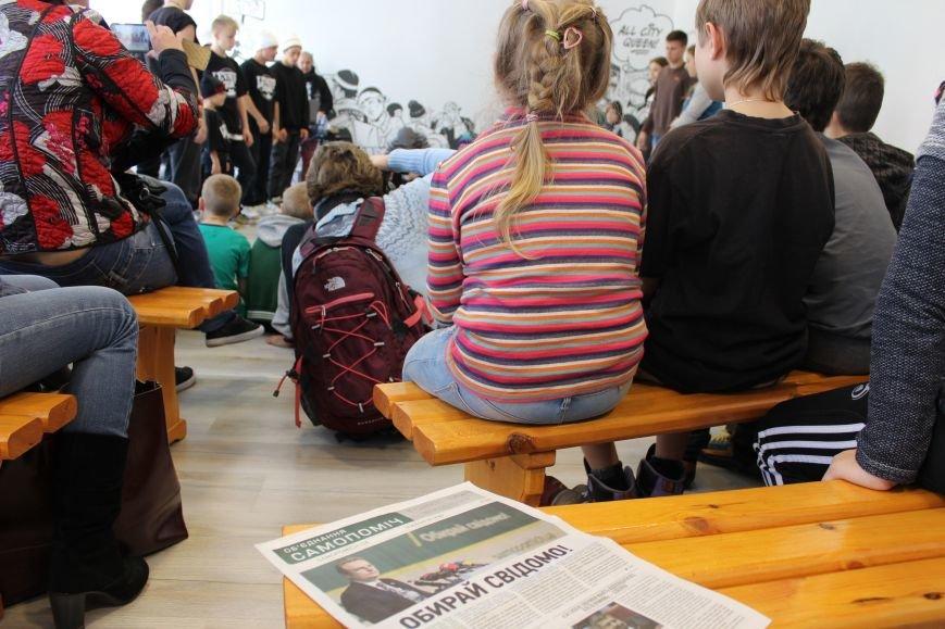 В Полтаві відкрили першу академію хіп-хопу, фото-9