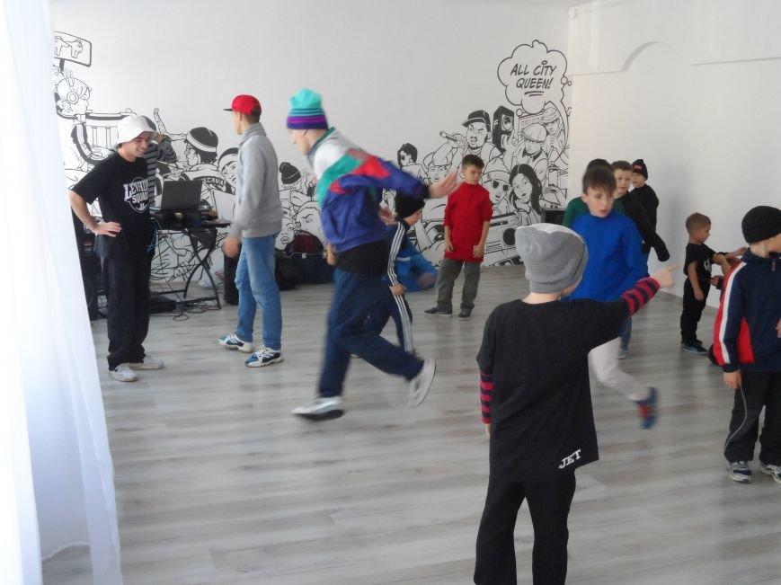В Полтаві відкрили першу академію хіп-хопу, фото-2