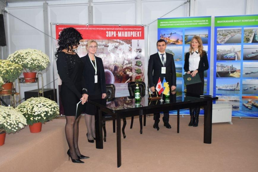 Николаев и Канада усилили торгово-промышленное сотрудничество (ФОТО) (фото) - фото 3