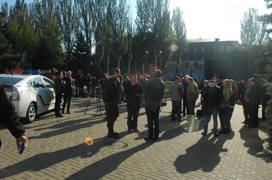 Набор в новую полицию  стартовал в Запорожье 10 октября (фото) - фото 4