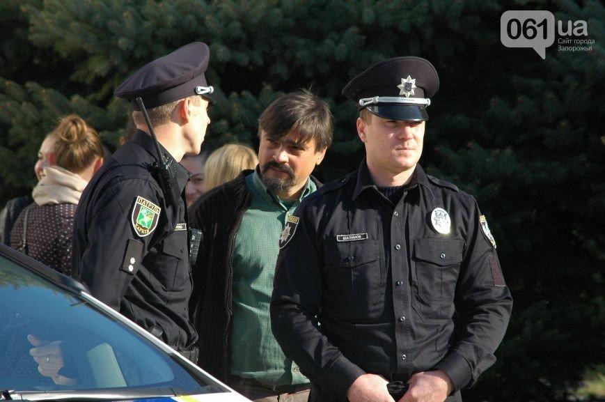 Набор в новую полицию  стартовал в Запорожье 10 октября (фото) - фото 3