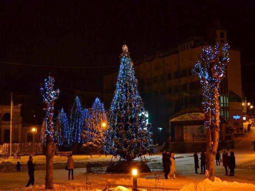 Встретить новый год в Трускавце. (фото) - фото 2