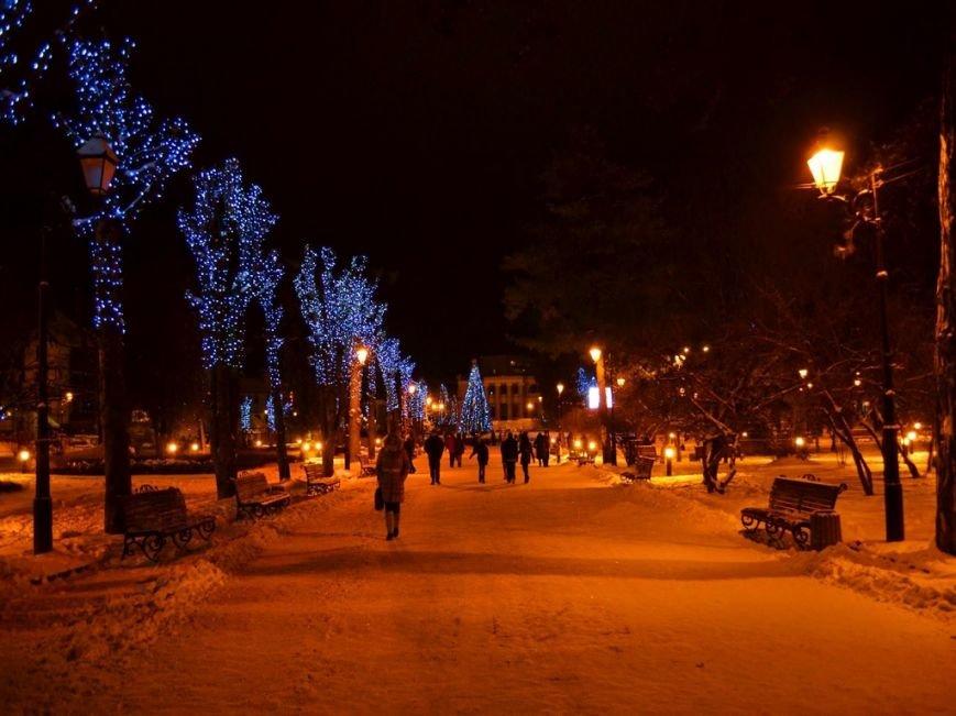 Встретить новый год в Трускавце. (фото) - фото 1