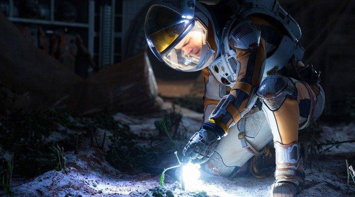 В днепропетровских кинотеатрах стартовал «Марсианин»: как ботаник колонизировал красную планету, фото-2