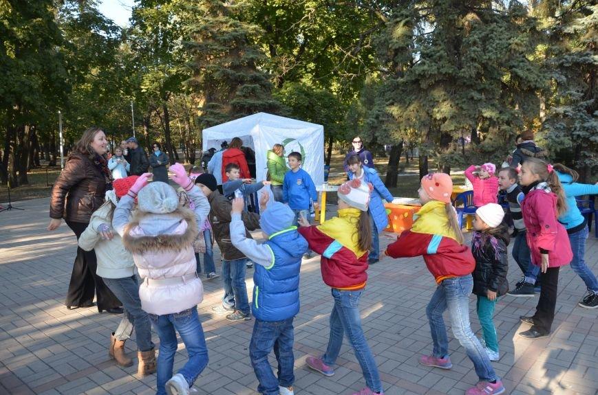 В Мариуполе Всемирный день психического здоровья провели с играми и собаками (ФОТО+ВИДЕО), фото-18