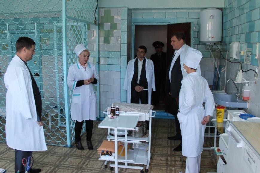 В Голопристанской колонии проверка (фото) - фото 2