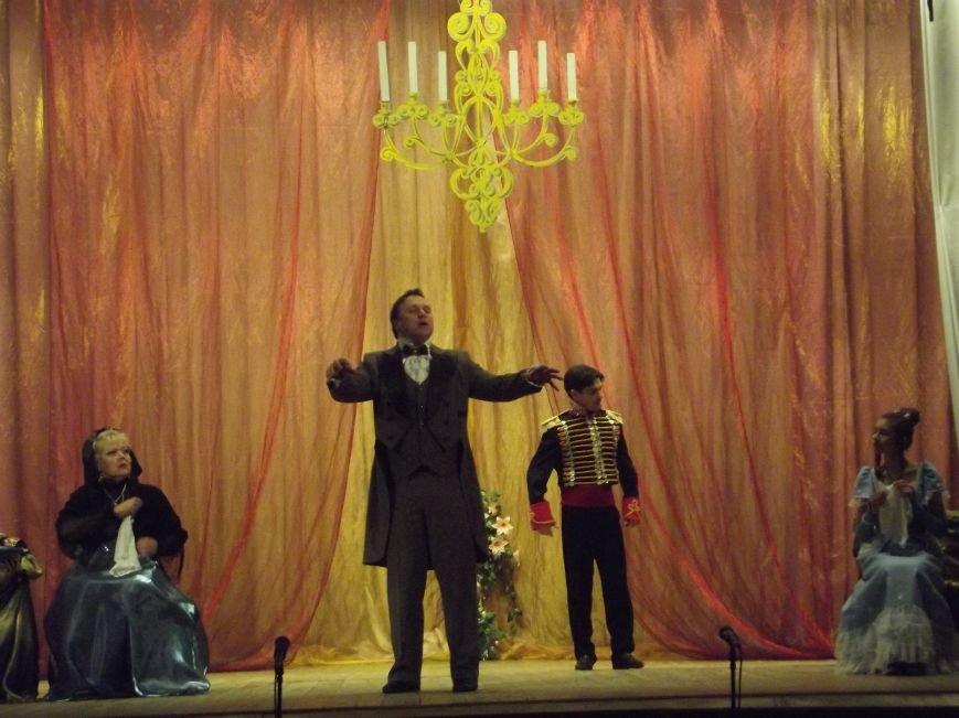 В Славянск приехал краматорский театр-книга «Espada» (фото) - фото 1