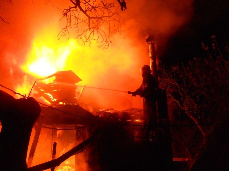Под Киевом во время пожара погибла женщина (ФОТО) (фото) - фото 2