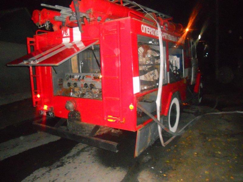 Под Киевом во время пожара погибла женщина (ФОТО) (фото) - фото 1