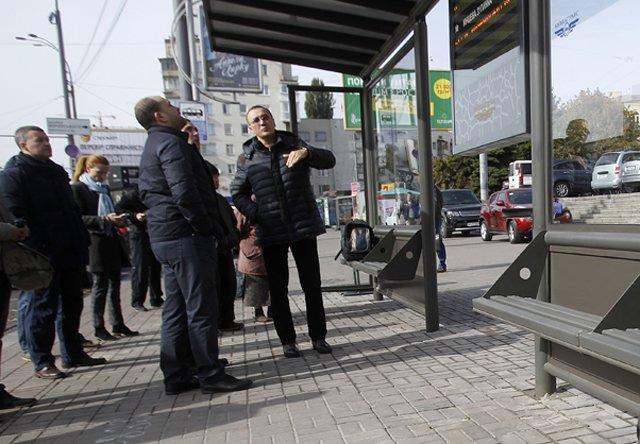 В Киеве появились «умные» остановки (ФОТО) (фото) - фото 3
