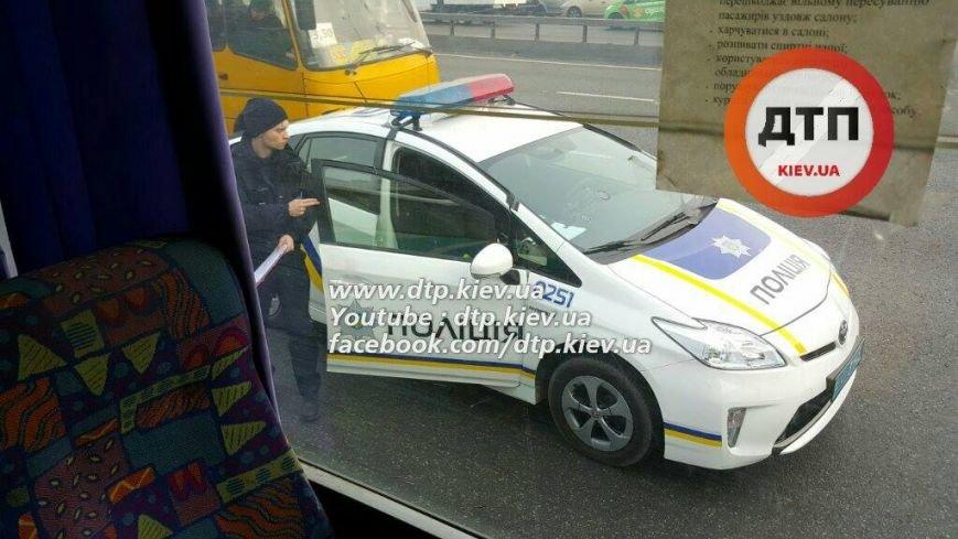 В Киеве в столкновении двух маршруток пострадал ребёнок (ФОТО), фото-2
