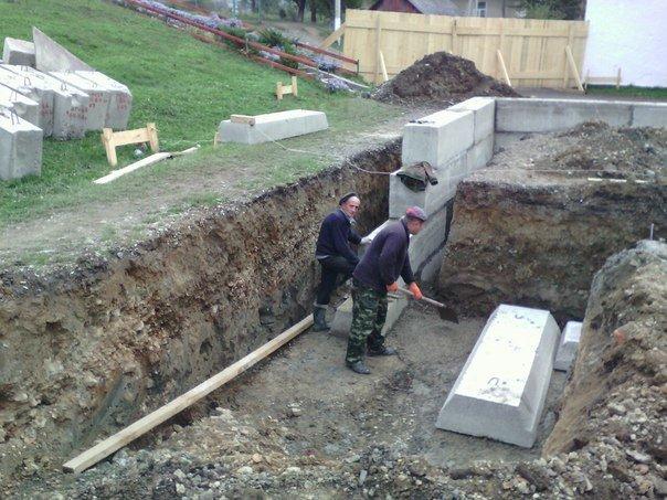На Прикарпатті будують нову школу (ФОТО) (фото) - фото 1