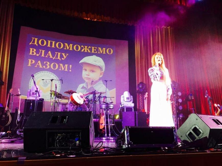 Зірки українського шоу-бізнесу об'єдналися, щоб врятувати малюка з Полтавщини, фото-4