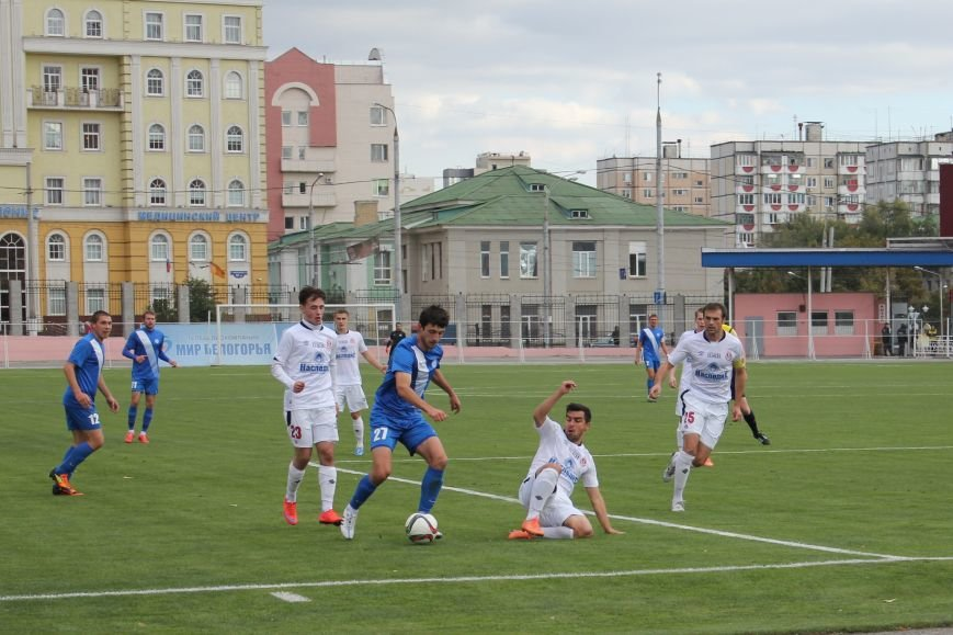 Белгородский «Энергомаш» одержал третью победу кряду, фото-3