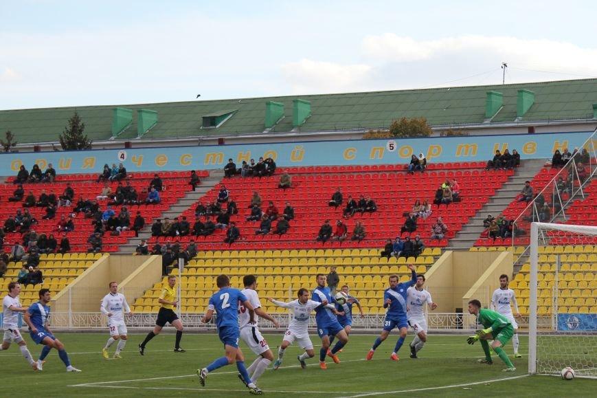 Белгородский «Энергомаш» одержал третью победу кряду, фото-1