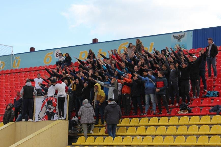 Белгородский «Энергомаш» одержал третью победу кряду, фото-4
