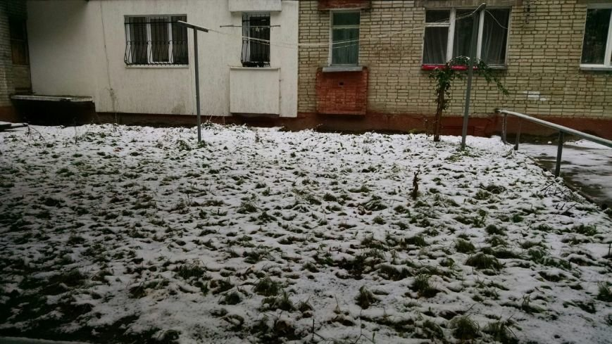 У Львові випав перший сніг (ФОТО), фото-3