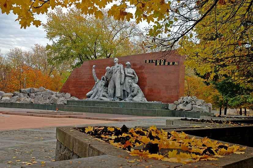 Лагеря, тюрьмы и гетто на территории Кременчуга и Полтавской области во время Второй Мировой войны (фото) - фото 1
