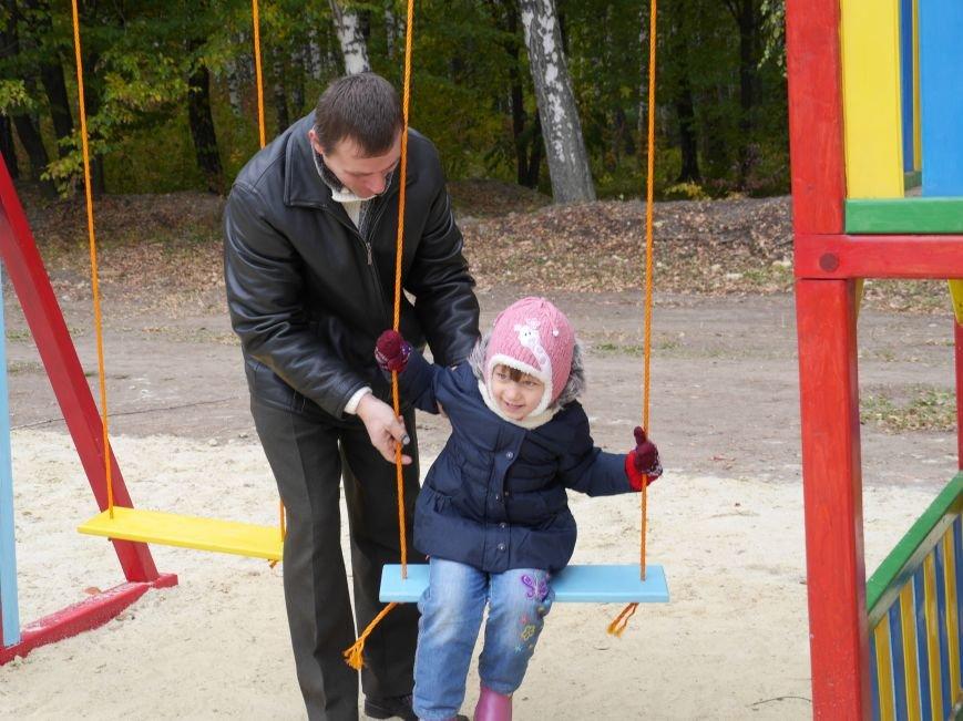 """Агрохолдинг """"МРІЯ"""" встановлює на Тернопільщині десять дитячих майданчиків (фото) - фото 6"""
