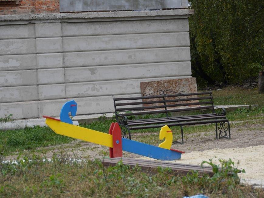 """Агрохолдинг """"МРІЯ"""" встановлює на Тернопільщині десять дитячих майданчиків (фото) - фото 5"""