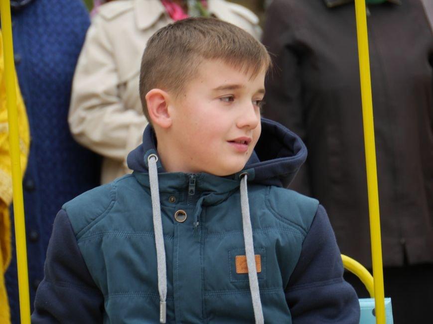 """Агрохолдинг """"МРІЯ"""" встановлює на Тернопільщині десять дитячих майданчиків (фото) - фото 8"""