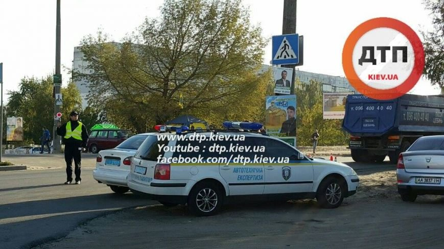 В Бортничах водитель грузовика насмерть сбил женщину (ФОТО), фото-3