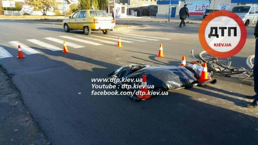 В Бортничах водитель грузовика насмерть сбил женщину (ФОТО), фото-6