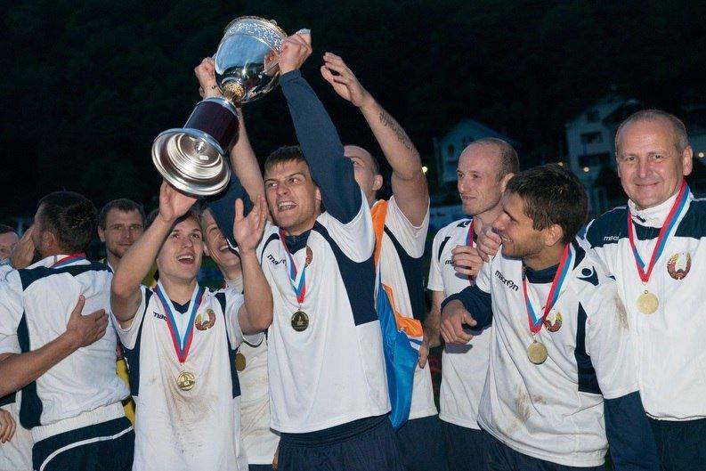 Железнодорожники из Гомеля стали чемпионами мирами на Международном турнире по футболу, проходившем в Сочи (фото) - фото 1