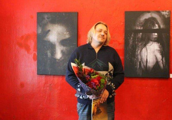 Фотовыставка мистической фотографии «Изнанка»  открылась в Витебске, фото-2
