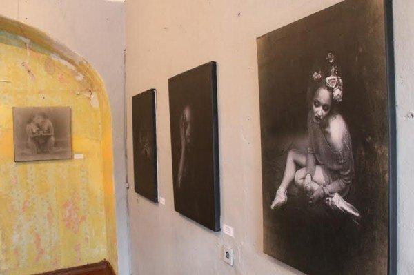Фотовыставка мистической фотографии «Изнанка»  открылась в Витебске, фото-1