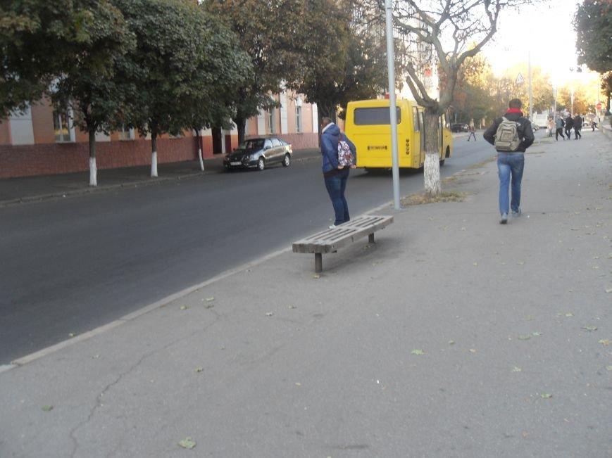 Зупинки у Полтаві (фото) - фото 7