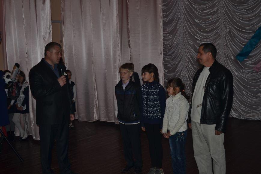 В Анновке состоялся V районный фестиваль «В кругу семьи» (фото) - фото 1