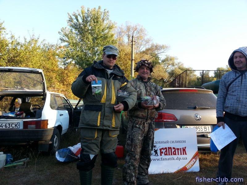 В Кременчуге состоялся турнир рыбаков «Осенний Кремень 2015» (фото и результаты) (фото) - фото 1