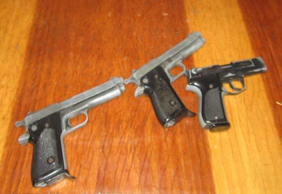 Жители Харьковщины активно сдают оружие (ФОТО) (фото) - фото 1