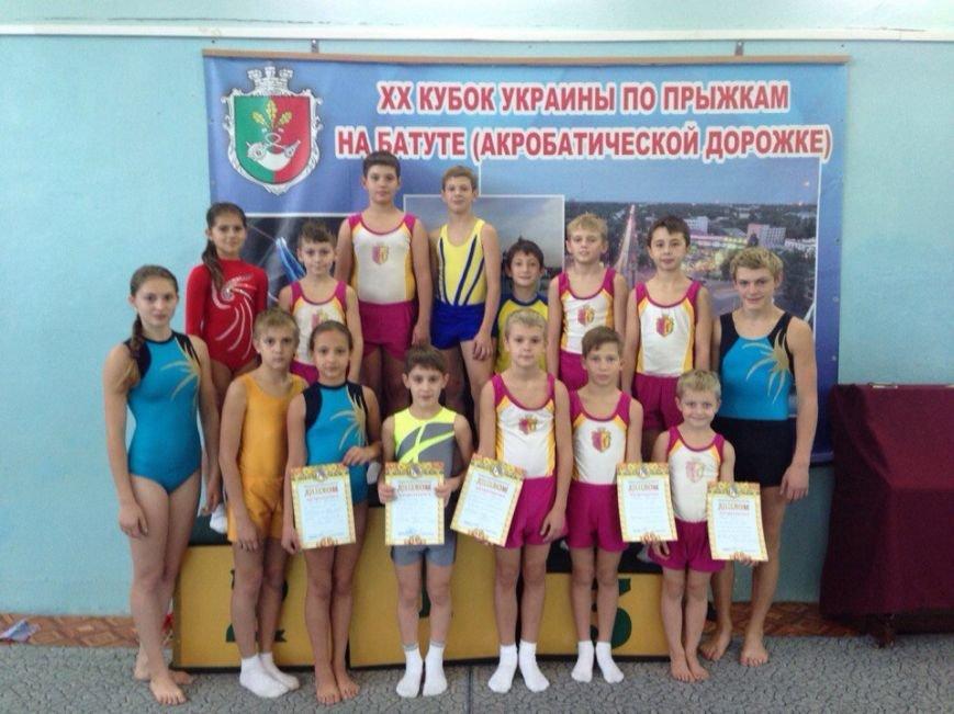 Днепродзержинцы успешно выступили на Чемпионате области по прыжкам на акробатической дорожке, фото-3