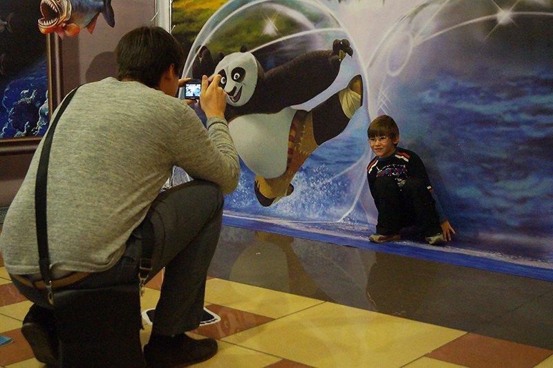 В Белгороде открылась выставка 3D картин (фото) - фото 3