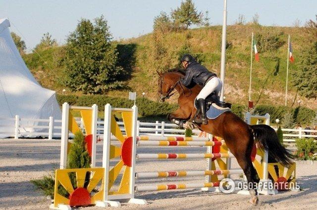 Нардеп из Мариуполя Сергей Тарута провел выходные в элитном конном клубе (ФОТО) (фото) - фото 1
