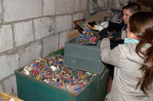 Беларусь отправит за границу 20 тонн использованных батареек - на переработку (фото) - фото 2