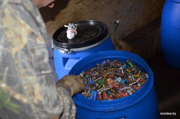Беларусь отправит за границу 20 тонн использованных батареек - на переработку (фото) - фото 3