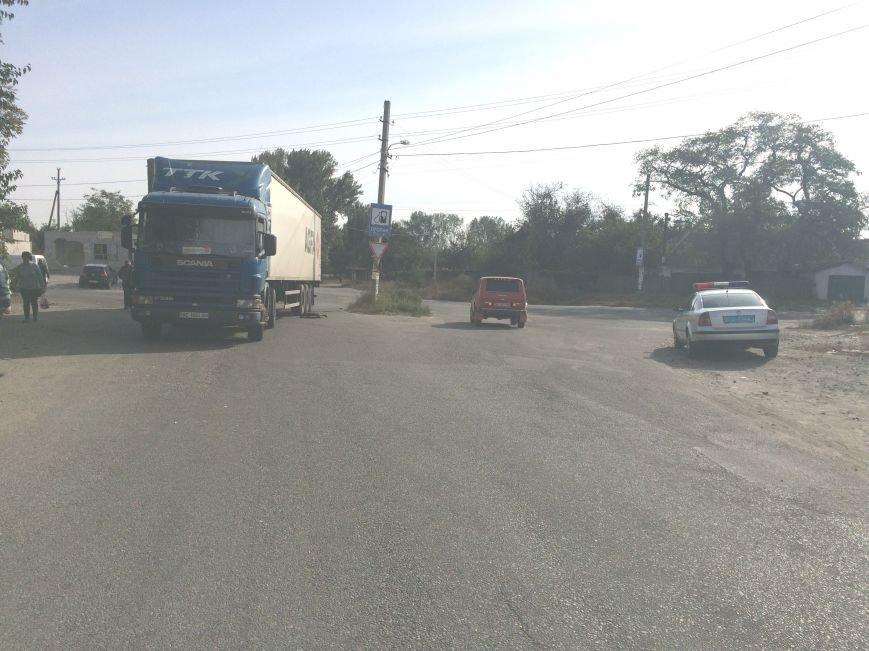 ДТП в Днепропетровске: столкнулись «ЗАЗ» и «Скания» (ФОТО), фото-5