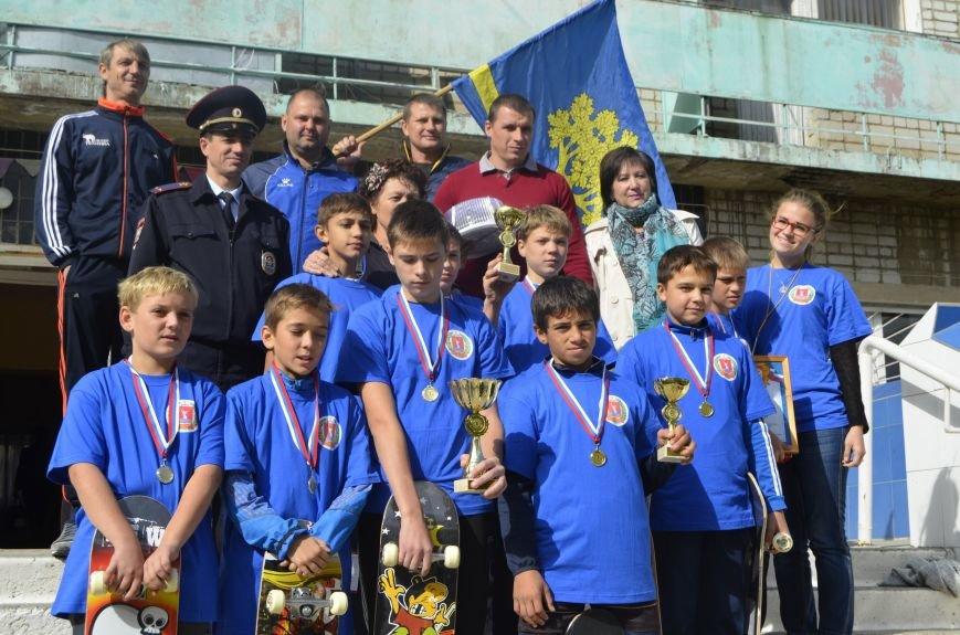 Команда победитель Дубовский район