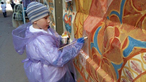 В Харькове прошел фестиваль стрит-арта «Знаки мира» (фото) - фото 4