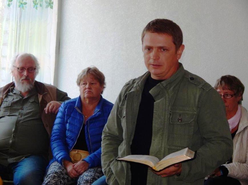В Кременчугской воспитательной колонии побывали миссионеры из Швеции (ФОТО) (фото) - фото 2