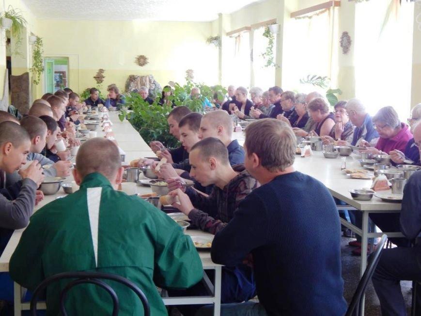 В Кременчугской воспитательной колонии побывали миссионеры из Швеции (ФОТО) (фото) - фото 4