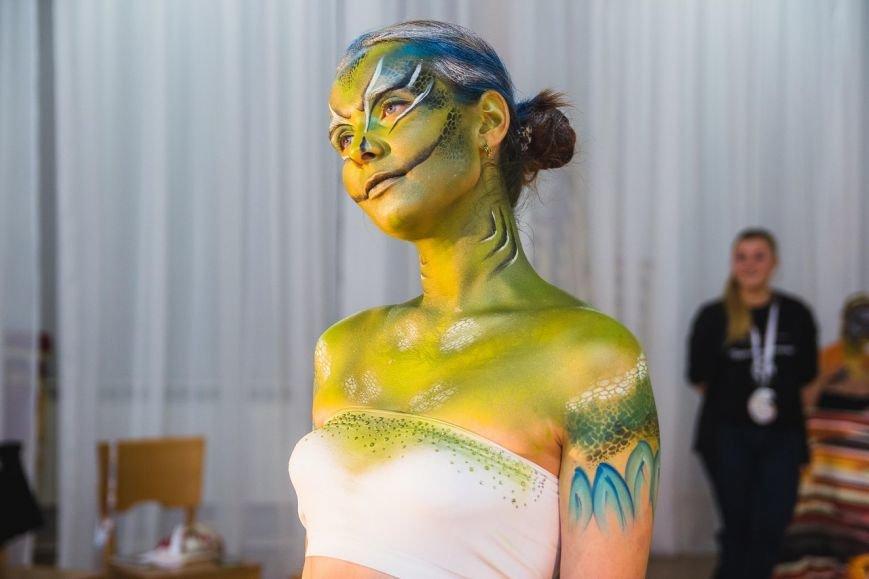 Завершился фестиваль боди-арта «Другая реальность» (фото) - фото 3