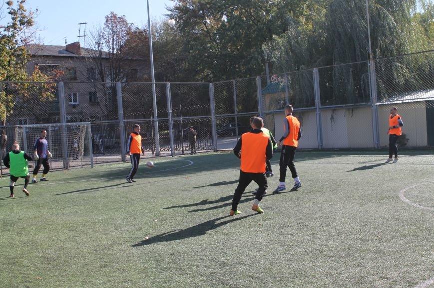 В Артемовске-Бахмуте завершился праздничный турнир по мини-футболу, фото-1